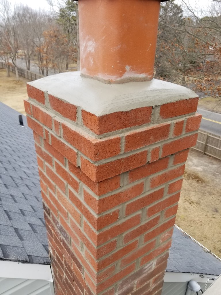 Chimney Crown And How Important It Is To Your Long Island Home