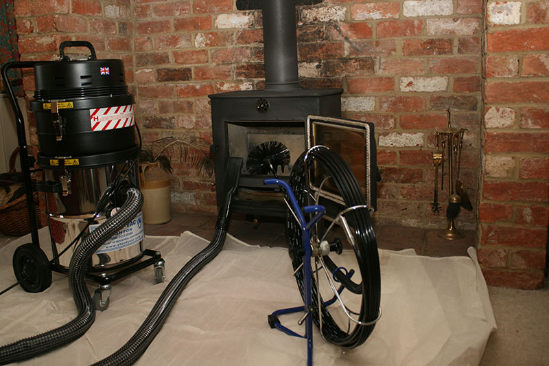 Chimney Cleaning on Long Island
